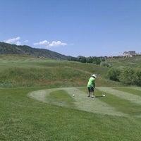 Photo taken at Deer Creek Golf Club by Robert on 6/8/2012