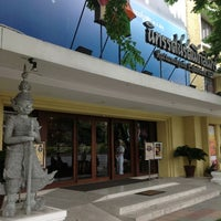 Photo taken at Rattanakosin Exhibition Hall by Gift G. on 7/27/2012