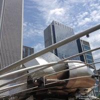 5/28/2012 tarihinde Tatiana V.ziyaretçi tarafından Jay Pritzker Pavilion'de çekilen fotoğraf