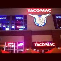 Photo taken at Taco Mac by Rev C. on 6/19/2012
