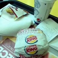 Photo taken at Burger King by Pablo T. on 9/10/2012