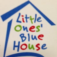 Photo taken at Little Ones' Blue House by Oliver on 8/24/2012