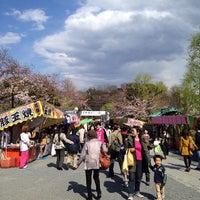 Foto scattata a 不忍池弁天堂 da Atsushi K. il 4/4/2012