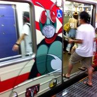 8/16/2012にMaccy T.が仙台駅 9-10番線ホームで撮った写真