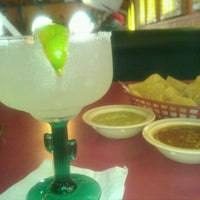 Photo taken at Dos Lunas Mexican Cafe by Kelly O. on 3/11/2012