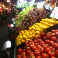 Photo taken at Adelaide Central Market by Mark A. on 3/29/2012