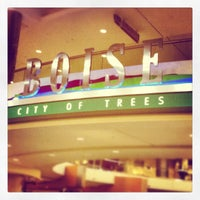 Photo taken at Boise Airport (BOI) by Allison L. on 7/12/2012