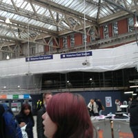 Photo taken at Platform 3 by Adam C. on 5/6/2012