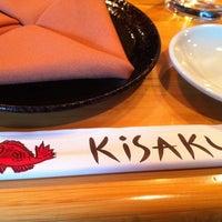 Photo taken at Kisaku Sushi by Nancy L. on 6/2/2012