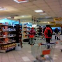 Photo taken at Silpo by zemixboy on 2/24/2012