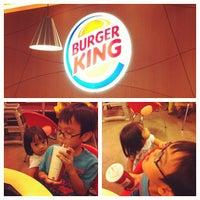 Photo taken at Burger King by Pitra R. on 9/9/2012