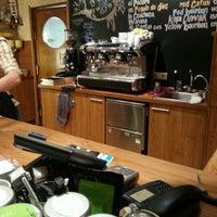 Photo taken at Gourmet Coffee by Mehmet Y. on 8/18/2012