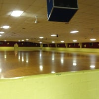Photo taken at Mid-Cities Skateland by Dave T. on 5/7/2012