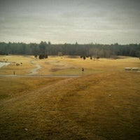 Photo taken at Nonesuch River Golf Club by Nate K. on 3/15/2012