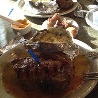 Photo taken at Ye Olde Steak House by Tj A. on 7/20/2012
