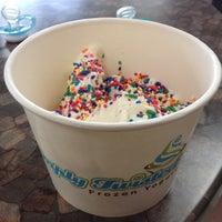 Photo taken at Simply Twisted Frozen Yogurt by Josh M. on 7/26/2012