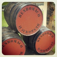 Photo taken at Benromach Distillery and Malt Whisky Centre by Elaine J. on 7/22/2012