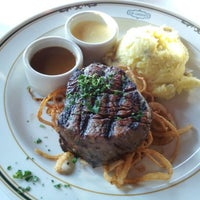 Photo taken at EB Green's Steakhouse by James C. on 8/1/2012
