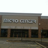 Photo taken at Micro Center by Christine P. on 3/16/2012