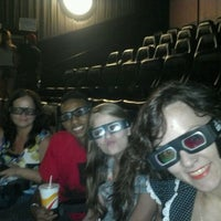 Photo taken at Cinesystem Cinemas by Rodrigo K. on 4/9/2012