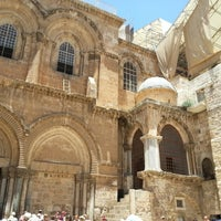 Photo taken at Church of the Holy Sepulchre by Konstantin T. on 6/24/2012