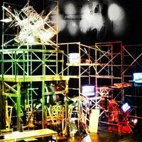 Photo taken at Teatro Victoria Espinosa by Willo G. on 6/2/2012