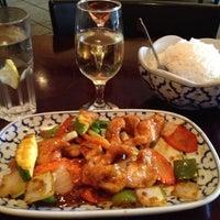 Photo taken at King & I Thai Restaurant by Lissette on 7/1/2012