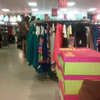 Photo taken at Charlotte Russe Outlet by Fabiana T. on 6/20/2012