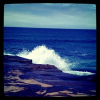 Foto tirada no(a) La Jolla Tide Pools por Raquel L. em 3/25/2012