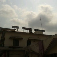 Photo taken at Thrissur Railway Station by Vimal J. on 3/10/2012