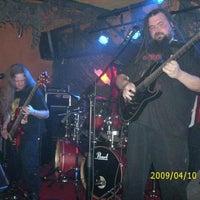 Photo taken at Orange Lounge by Greg C. on 8/1/2012