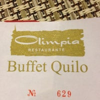 Photo taken at Restaurante Olimpia by Alex C. on 4/15/2012