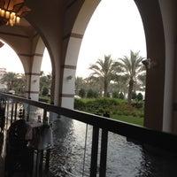 Photo taken at Amala - Jumeirah Zabeel Saray by Fatma on 3/16/2012