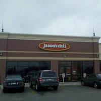 Photo taken at Jason's Deli by Ronald T. on 2/24/2012
