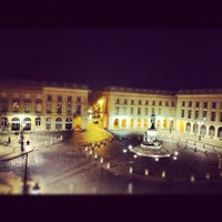 Photo taken at Place Royale by Clara Fabs on 7/31/2012
