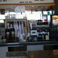 Photo taken at N & J Donut Shop by Nate H. on 3/20/2012