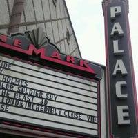 Photo taken at Cinemark Palace by Tim G. on 1/22/2012