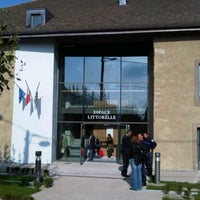 Photo taken at Espace Littorelle by Matthias L. on 10/15/2011