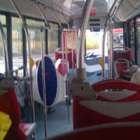 Photo taken at Autobus Linea 33 by Frasquito F. on 11/14/2011