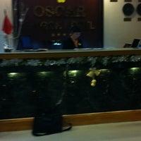Photo taken at Oscar Saigon Hotel Ho Chi Minh City by Adilia J. on 12/17/2011
