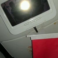 Photo taken at Virgin America by LeoArtLove A. on 1/15/2012