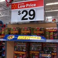 Photo taken at Walmart Supercenter by Loren F. on 6/24/2011