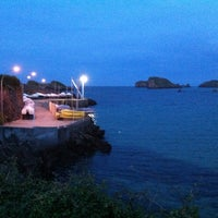 Photo taken at Puerto de Celoriu by Jou on 8/31/2011