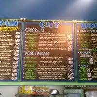 Photo taken at Rain City Burgers by Eric M. on 3/26/2011