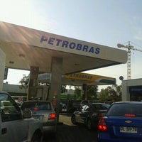 Photo taken at Petrobras by Mauricio V. on 1/13/2012