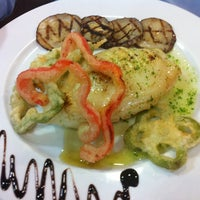 Photo taken at Restaurante Casa Cesáreo by Mariano F. on 3/1/2012