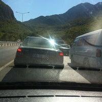 Photo taken at Antalya - Kemer Yolu by Sabri on 8/30/2012