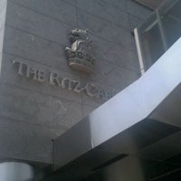 Photo taken at The Ritz-Carlton New York, Battery Park by Rick N. on 5/26/2012