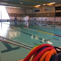 Photo taken at Sportcentrum 't Wooldrik by Jellie v. on 5/25/2012