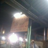 Photo taken at Perkampungan Nelayan Muara Angke by Peter K. on 8/25/2011
